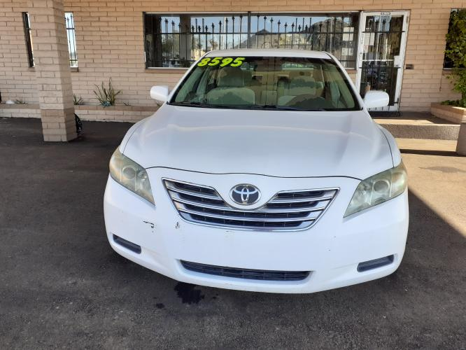 2008 Toyota Camry Hybrid Sedan (4T1BB46K18U) with an 2.4L L4 DOHC 16V HYBRID engine, CVT transmission, located at 323 E Dunlap Ave., Phoenix, AZ, 85020, (602) 331-9000, 33.567677, -112.069000 - Photo #0